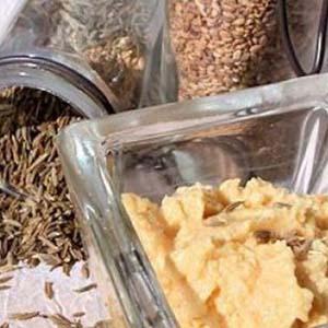 Puré de Garbanzos (Hummus)